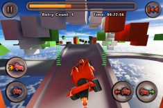 Скриншот к файлу: <b>Jet Car Stunts</b>