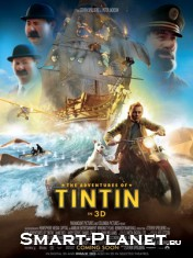 Скриншот к файлу: <b>Приключения Тинтина: Тайна Единорога / The Adventures of Tintin (2011) CAMRip</b><br>Нажмите, чтобы увеличить скриншот