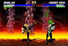 Скриншот к файлу: <b>Mortal Kombat 3 ultimate (с дополнениями)</b><br>Нажмите, чтобы увеличить скриншот