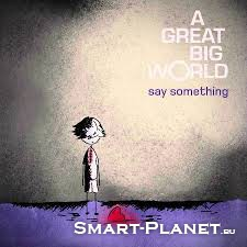 Скриншот к файлу: <b>A Great Big World - Say Something (feat. Christin)</b>