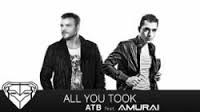 Скриншот к файлу: <b>ATB - Love  Light (feat. Amurai)</b>