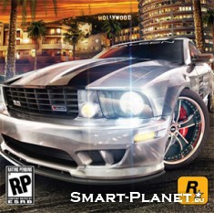 Скриншот к файлу: <b>OST - Midnight Club Los Angeles (2008)</b><br>Нажмите, чтобы увеличить скриншот