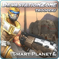 Скриншот к файлу: <b>Devastation Zone Troopers</b>