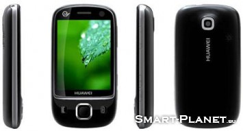 Huawei C8000 — новый Windows Mobile-смартфон