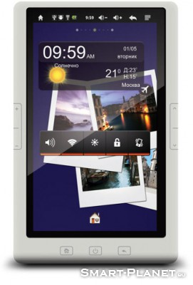 Digma d701 - ридер на Android 4.0